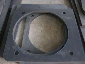 Thick Steel Laser Cutting Service pictures & photos