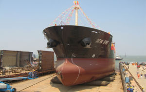 Manufacturer High Quality Marine Rubber Airbags for Heavy Ship Launching pictures & photos