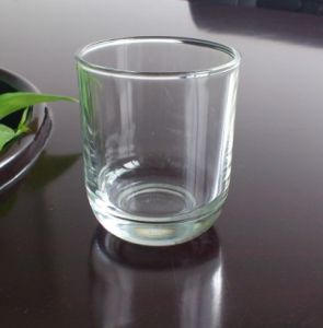 200ml Glass Rock Cup with Thickness Bottom (AYAXC2010)