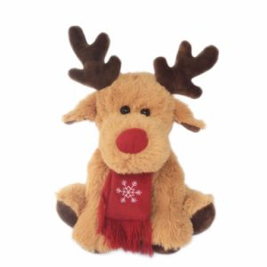 Custom Made Super Soft Stuffed Toy Plush Reindeer pictures & photos