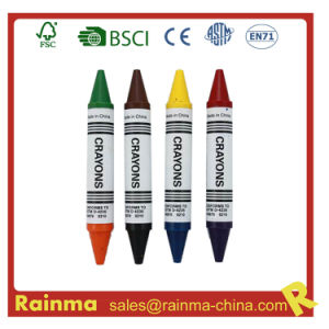 Jumbo Crayon with Double Tip Color pictures & photos