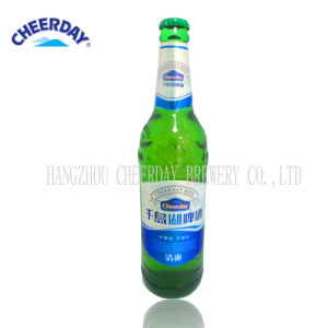 Abv 3.1% 488ml Green Bottle Light Beer pictures & photos