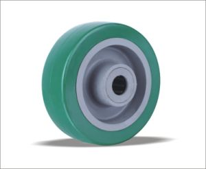 Factory Price Polyurethane Wheels with PP Centre pictures & photos