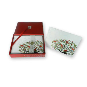 Paper Card Set Printing. Greeting Card Printing (OEM-MG008) pictures & photos