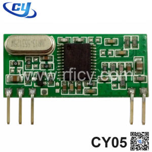 434MHz Ask Fsk RF Superheterodyne Wireless Receiver Module (CY05)