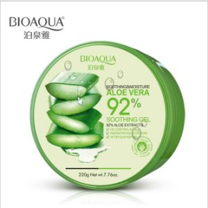 220g Natural Aloe Vera Gel, Moisture Replenishment, Skin Care Value of Natural Product pictures & photos