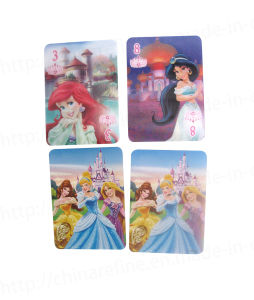 3D lenticular playing card (3D141) pictures & photos