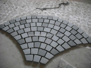 Granite Cobblestone, Paving Stone for Floorings and Garden Decoration pictures & photos