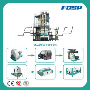 Perfect Design Reasonable Price Chicken Feed Pellet Making Line pictures & photos