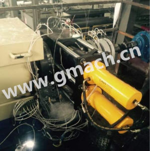 Plastic Extruder Used Double Piston Continuous Screen Changer pictures & photos