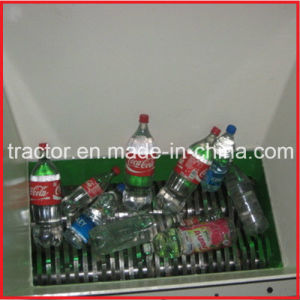 Double Shafts Woven Bags/Waste Cloth/ Plastic Bottles Crusher pictures & photos