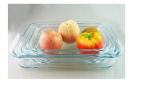 Rectangular Glass Baking Pan pictures & photos