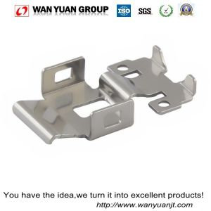 High Precision Zinc Plating Aluminum Stamping Part with Bending Cutting