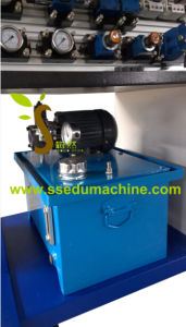 Transparent Hydraulic Trainer Electro Hydraulic Trainer Educational Equipment pictures & photos
