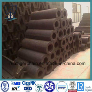 Cy Solid Rubber Cylindrical Dock Fender pictures & photos