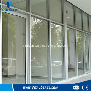 Architecture Glass/Curved Tempered Archietural Glass/Colored Patterned Glass/Nashiji Figured Glass/Art Glass/Acid Etched Glass/Frosted Glass/Laminated Glass pictures & photos