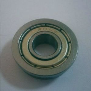Fr4z Flange Deep Groove Ball Bearing pictures & photos