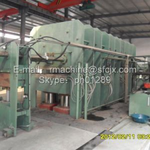 Steel Cord Conveyor Belt Vulcanizing Press, Conveyor Belt Vulcanizing Press pictures & photos