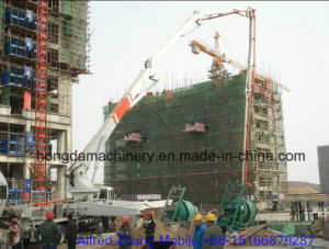 37m Concrete Pump with Boom From Hongda pictures & photos