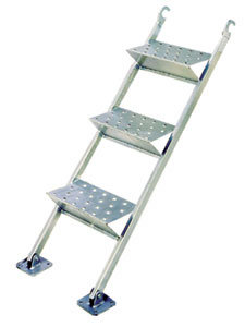 Steel Ladder of Scaffolding pictures & photos