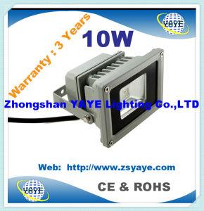 Yaye 18 Ce/RoHS/Saso/UL Best Sell 10W LED Flood Light / 10W LED Tunnel Light / 10W Flood Light LED pictures & photos
