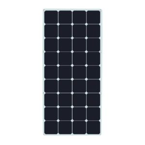 Wholesale Competitive Price Bendable Semi Flexible Solar Panel 120W pictures & photos