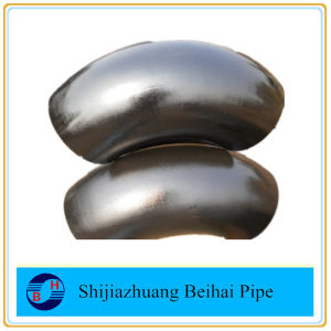 Seamless A234 Wpb Sch40 ASME B16.9 45 Degree Carbon Steel Pipe Elbow pictures & photos
