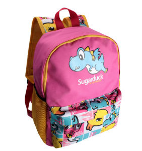 Fashion Polyester Cartoon Imprint Kindergarten Kids School Bag Backpack pictures & photos