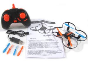 2.4G Mini Small Cheap RC Quadcopter RC Drone with 6-Axis Gyro USB pictures & photos