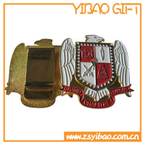 High Quality Metal Money Clips for Promotional Gift (YB-e-001) pictures & photos