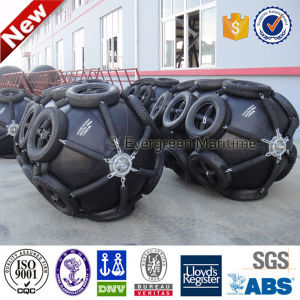 ISO Yokohama Type Pneumatic Ship Boat Rubber Fenders for Navy Port Vessel pictures & photos