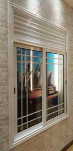 High Quality Aluminium Sliding Window (BHA-SW36) pictures & photos