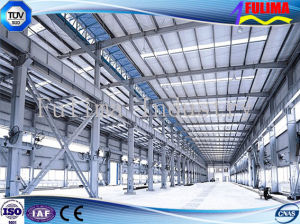 Prefabricated Building Steel Structure Workshop (FLM-044) pictures & photos
