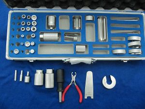 Medical Repair Tools Set for Flexible Endoscope Repair Engineer pictures & photos