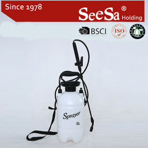5L Garden Manual Hand Pressure Air Compression Pump Sprayer (SX-CS5I) pictures & photos