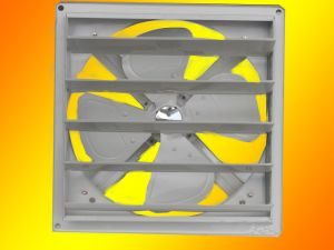 Industrial Fan/Metal Ventilating Fan with Shutter/CB Approval pictures & photos