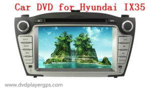 Special Car DVD Player with TV/Bt/RDS/IR/Aux/iPod/GPS for Hyundai (IX35) pictures & photos
