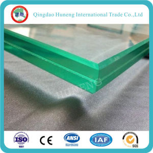 High Quality Laminated Glass for Building pictures & photos