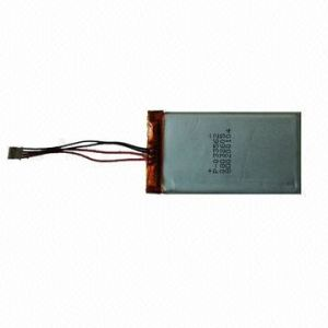 3.7V 600mAh Li-Polymer Battery Pack pictures & photos