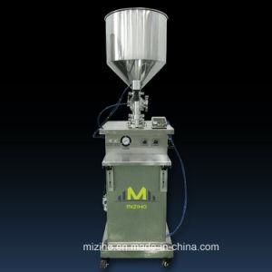 Semi Automatic Liquid Paste Viscosity Material Filling Machine pictures & photos