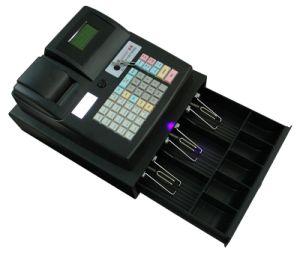 Black Electronic Cash Register (GS-686E) pictures & photos
