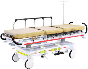 Medical Equipment Supply Luxurious Hydraulic Emergency Stretcher pictures & photos