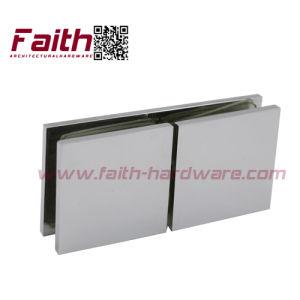 Durable Brass Frameless Shower Glass Door Clamp (GCS. 18G. BR) pictures & photos