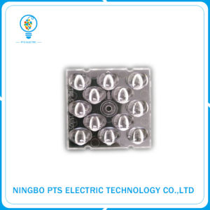 High Quality Optical Plastic Light Lens High Power Street Light Lens with Ce pictures & photos
