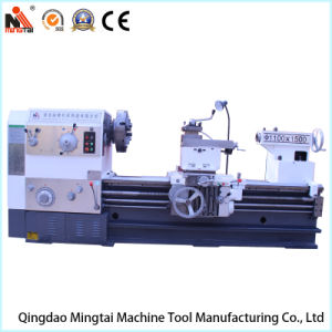 High Stable Manual Horizontal Lathe for Machining Air Shaft (CW61160)