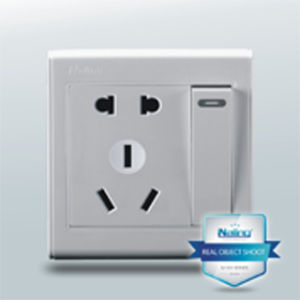 Wall Light Socket Outlet Switch