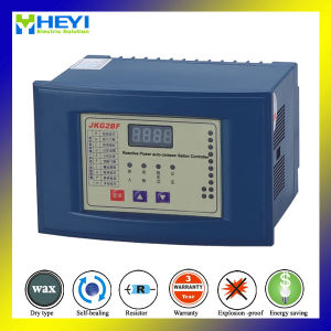 Power Factor Controller with Intelligent Control 10step Jkg2b pictures & photos