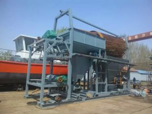 High Efficient Sand Washing Suction Dredger\ Equipment pictures & photos