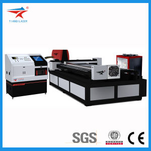 Metal Laser Cutting Machine for Square Tube/Pipe (TQL-LCY620-GB3015) pictures & photos