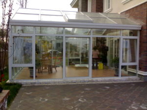 Fashionable Aluminium Conservatory with White Color pictures & photos